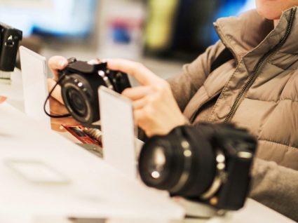 Máquina fotográfica compacta ou reflex: qual escolher?