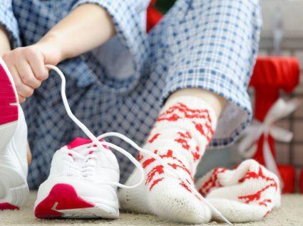 Exercícios para compensar excessos do Natal com benefícios a longo prazo