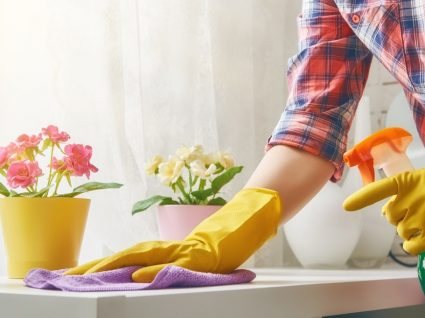 8 coisas que deve limpar todas as semanas