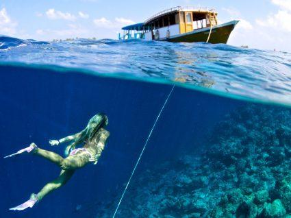 12 razões para ir às Maldivas pelo menos uma vez na vida