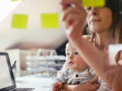 4 dicas para conciliar maternidade e trabalho