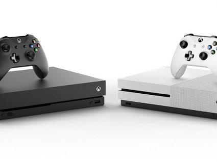 A Xbox One X é a consola mais poderosa de sempre