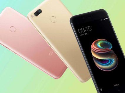 Xiaomi Mi 5X: competência e design a um preço acessível