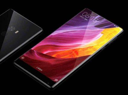 Xiaomi procura inovador o conceito dos smartphones com o novo Mi Mix