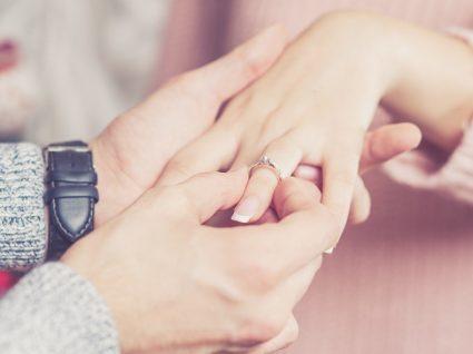 5 anéis de noivado diferentes