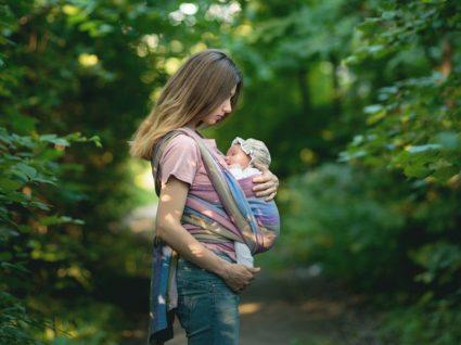 6 marsúpios giríssimos para o seu bebé