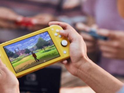 Nintendo Switch Lite: jogar em modo portátil
