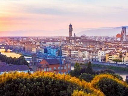Florença, talvez a cidade mais bela de todo o mundo