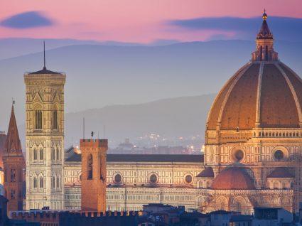 Florença, uma caixa de jóias em forma de cidade