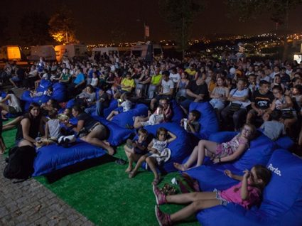 Grátis e ao ar livre: há cinema no Porto durante o mês de agosto
