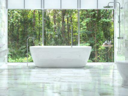 Pavimentos de casa de banho: qual escolher e o que ter em conta