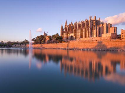 Palma de Maiorca: o paraíso de verão aqui tão perto