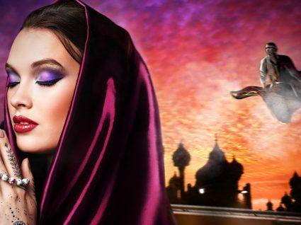 MAC X Aladdin: coleção de maquilhagem para amantes da Disney