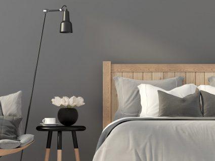 Cores de parede para adormecer rapidamente: o top 5 para o quarto