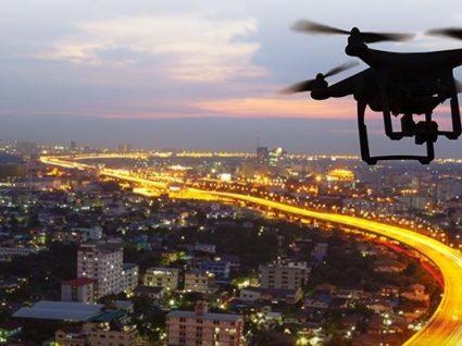 Espanha já utiliza drones para multar condutores