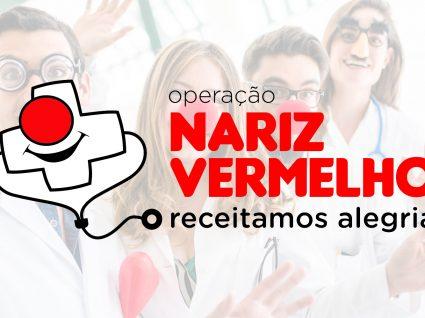 Operação Nariz Vermelho a recrutar para campanha Face to Face