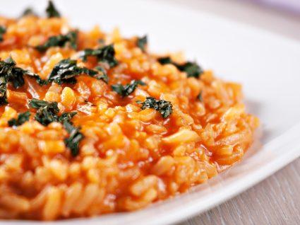 Receita infalível de arroz de tomate malandrinho