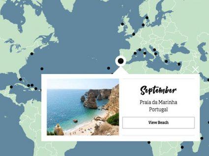 Duas praias portuguesas entre as melhores do mundo