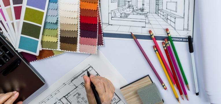 tendências de remodelação de interiores