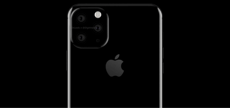 prototipo do iphone 11