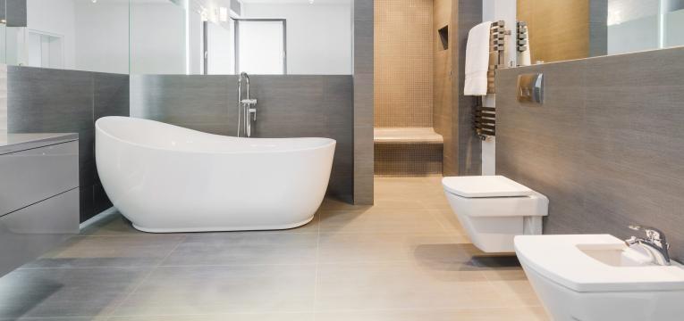 Pavimentos de casa de banho