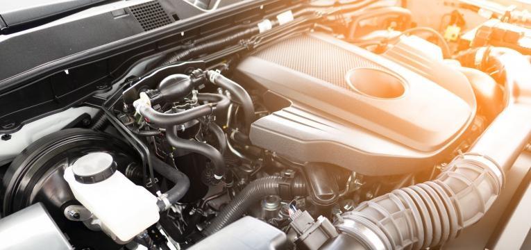 motor a gasolina ou diesel