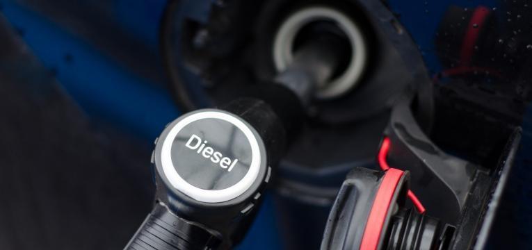 combustivel diesel
