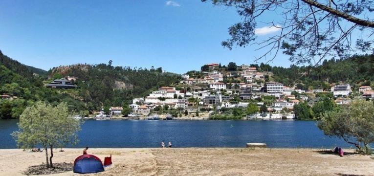 praias fluviais do Douro