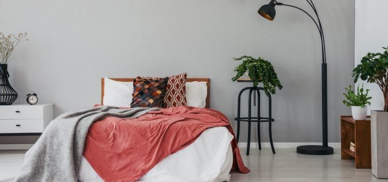cores de parede para adormecer rapidamente