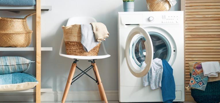 lavar almofadas