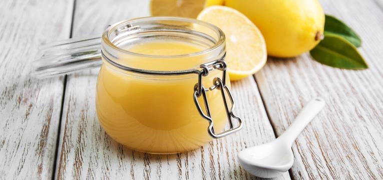 mousse de limão com iogurte grego
