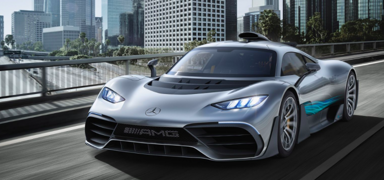 Mercedes-Benz AMG-Project One