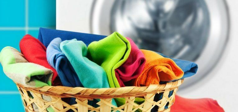 coisas que não deve lavar na máquina