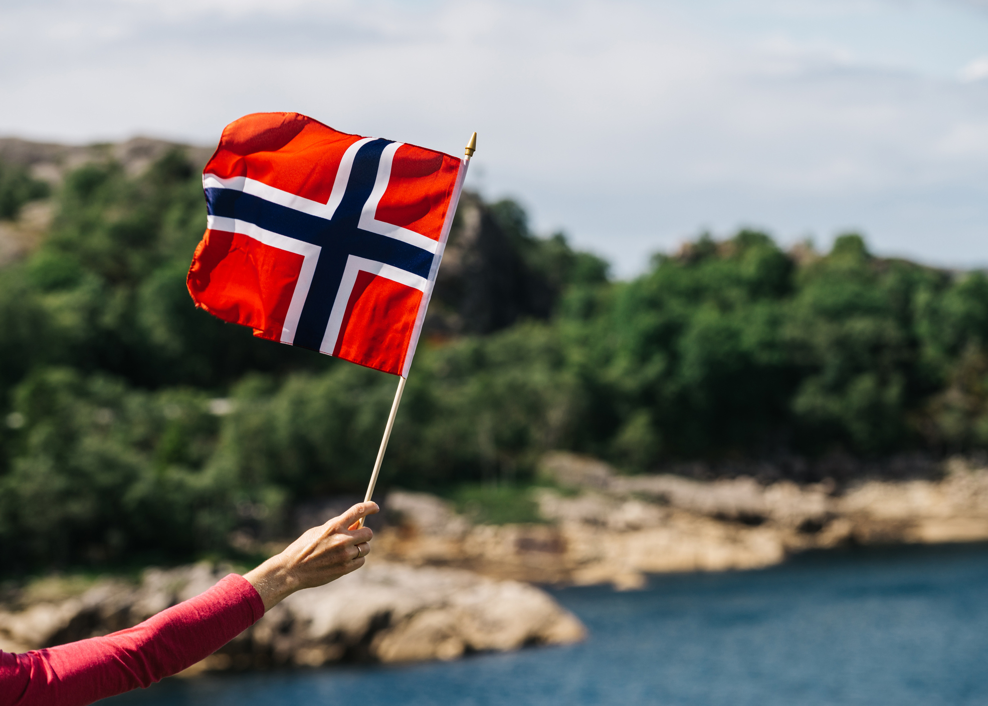 ganhar dinheiro na noruega