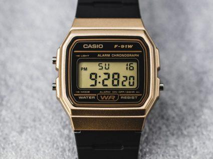 Relógio Casio de pulso