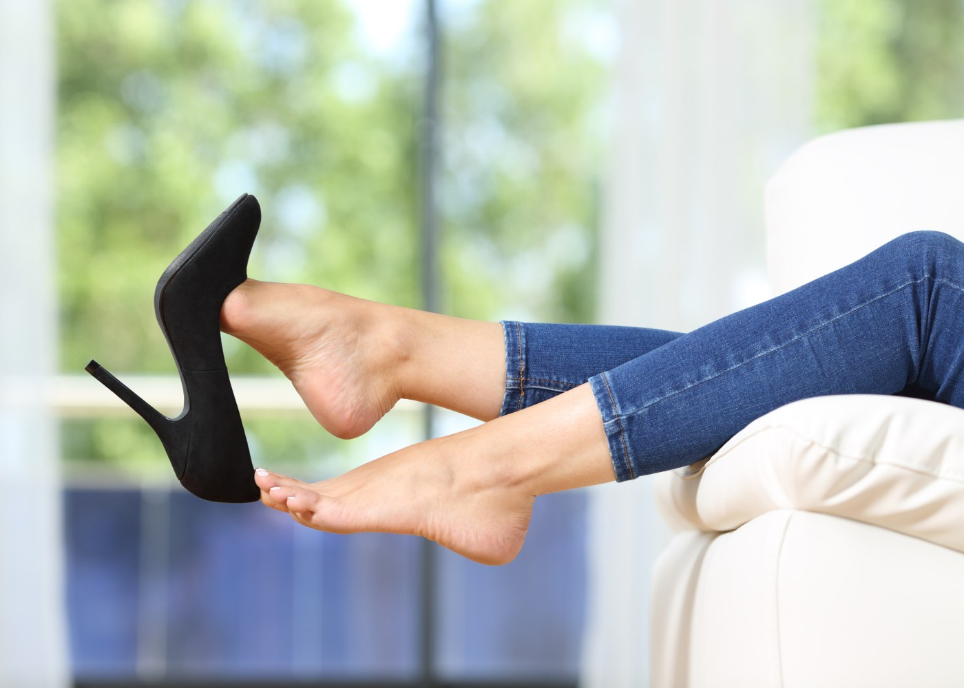 Como acabar com odor no sapato