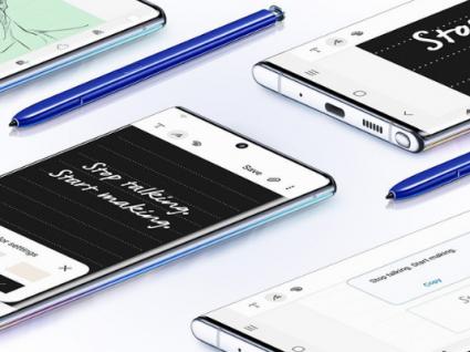 Samsung Galaxy Note 10: muito mais que um telemóvel