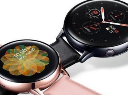 Novo Galaxy Watch Active faz eletrocardiogramas