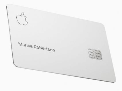 Apple Card já está disponível