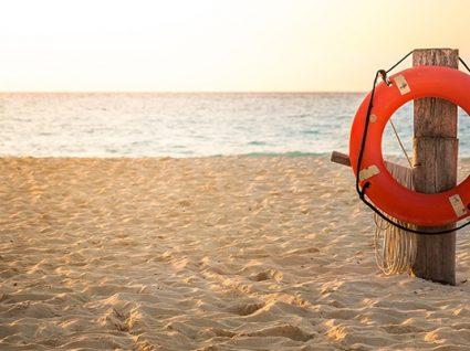 Algarve: praia do Alemão interdita a banhos