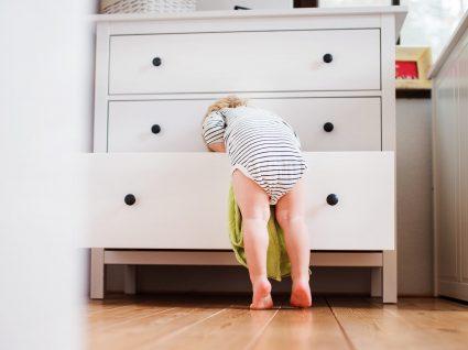 Móveis perigosos para crianças: um alerta para pais