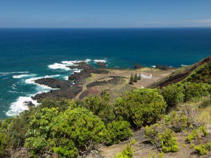 Ponta da Ferraria: um paraíso na ilha de São Miguel