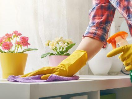 12 erros de limpeza que tem de parar de cometer
