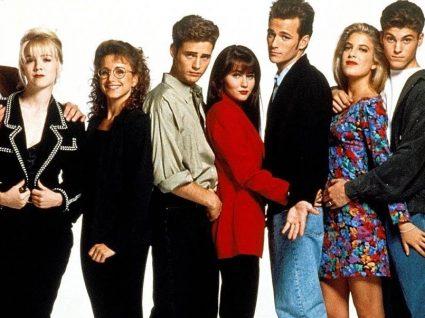 Lembra-se da série Beverly Hills 90210? Está de volta
