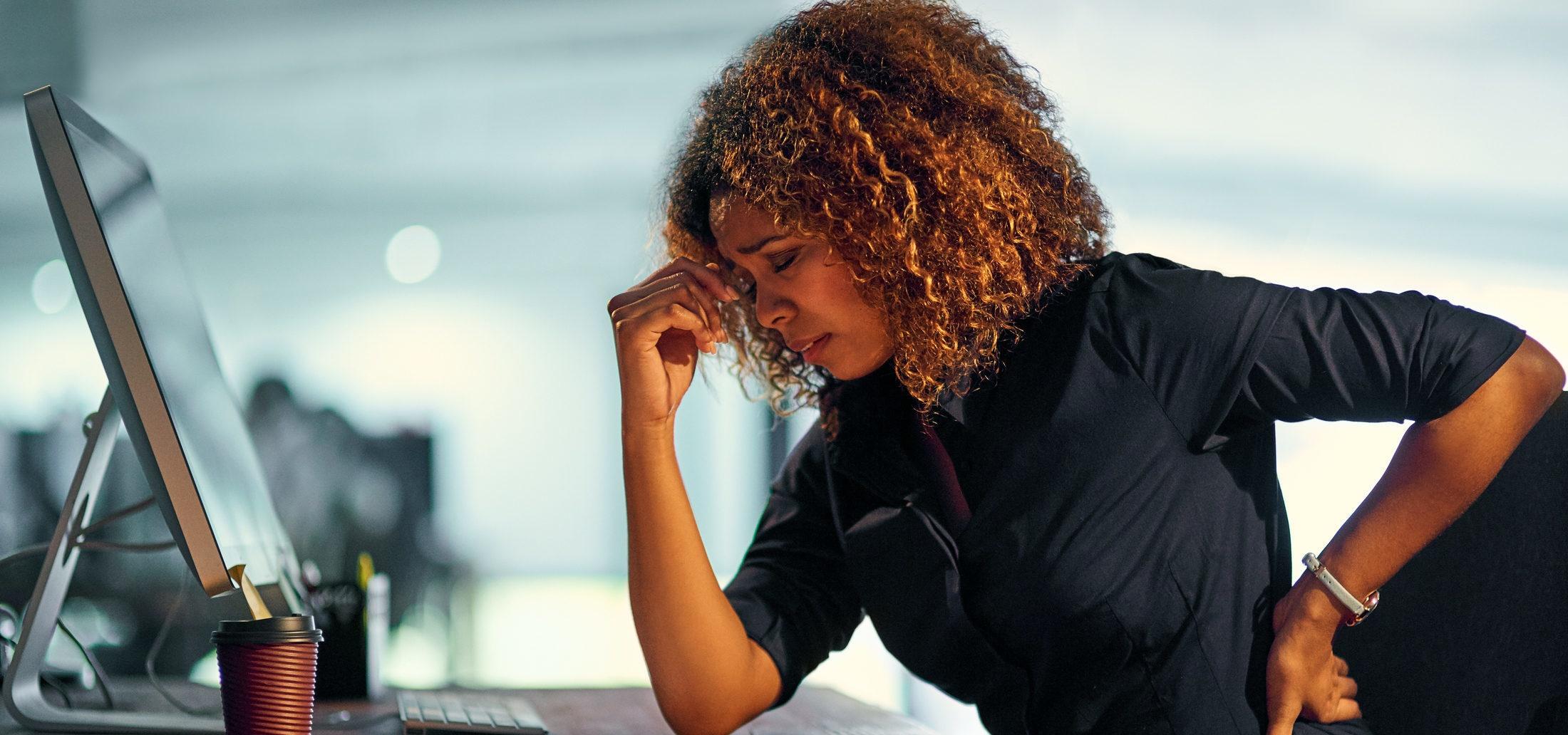 Como lidar com a pressão psicológica no local de trabalho