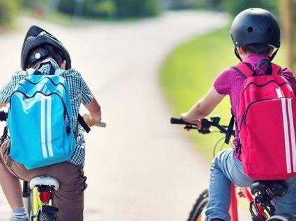 Seguro Escolar passa a abranger acidentes com bicicletas