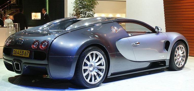 Bugatti Veyron 16.4 SS