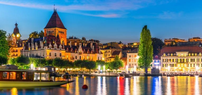 Vaud Lausana