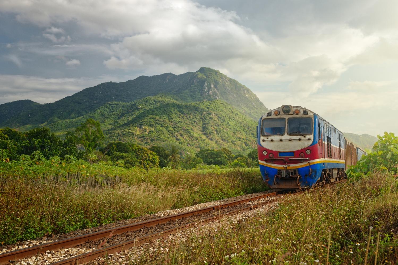 Comboio vietname