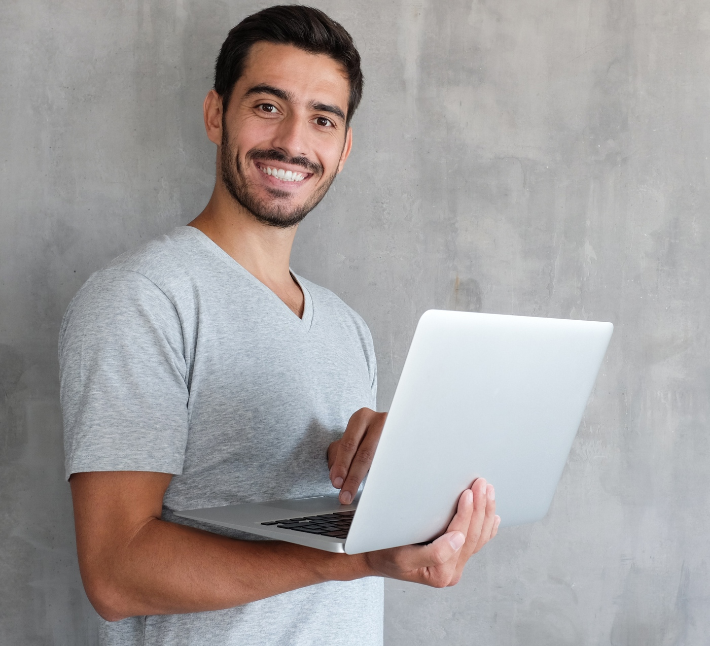 Miguel: gestor de produto que recorreu ao Crédito Formação Cofidis